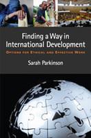 Book: Finding A Way in International Development